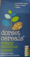 Dorset Cereals Simply Delicious Muesli - Product - nl