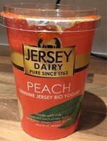 Peach Yogurt - Product - fr