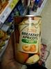Breakfast apricots in juice - Product