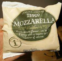Mozzarella - Prodotto - en