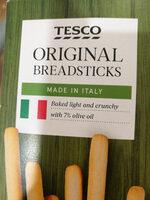 Italian Original Breadstick - Prodotto - fr