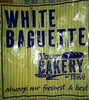 Tesco white baguette - Product