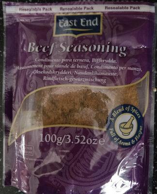 Beef Seasoning - Product - en