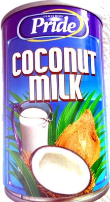 Pride Coconut Milk - Product