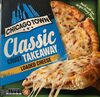 Crust Takeaway Pizza - Product