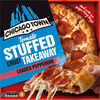 Chicago Town Takeaway Large Stuffed Crust Pepperoni Pizza - Product
