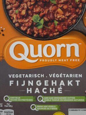 Haché végétarien - Produit - fr