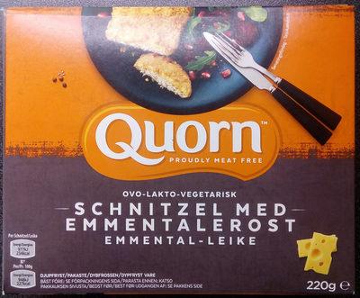 Quorn Schnitzel med Emmentalerost - Product