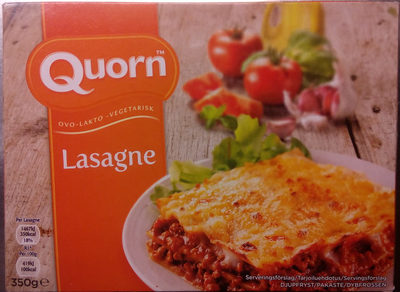 Quorn Lasagne - Produit - sv