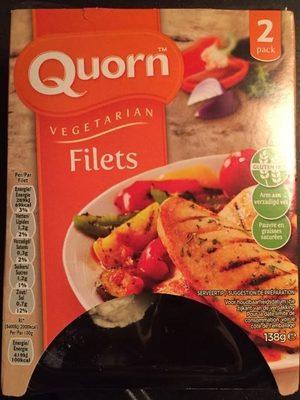 Filets végétarien - Produit - fr