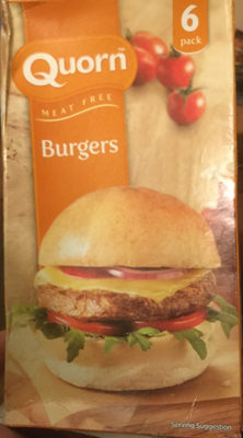6 brilliant burgers - Produit - en