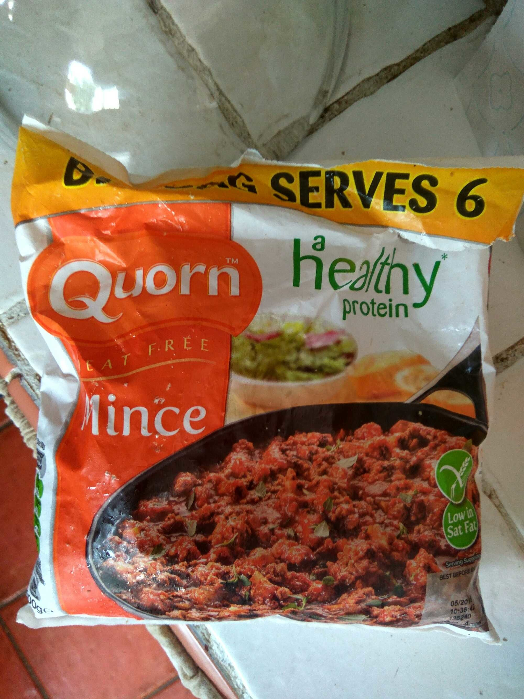 Mince - Product - es