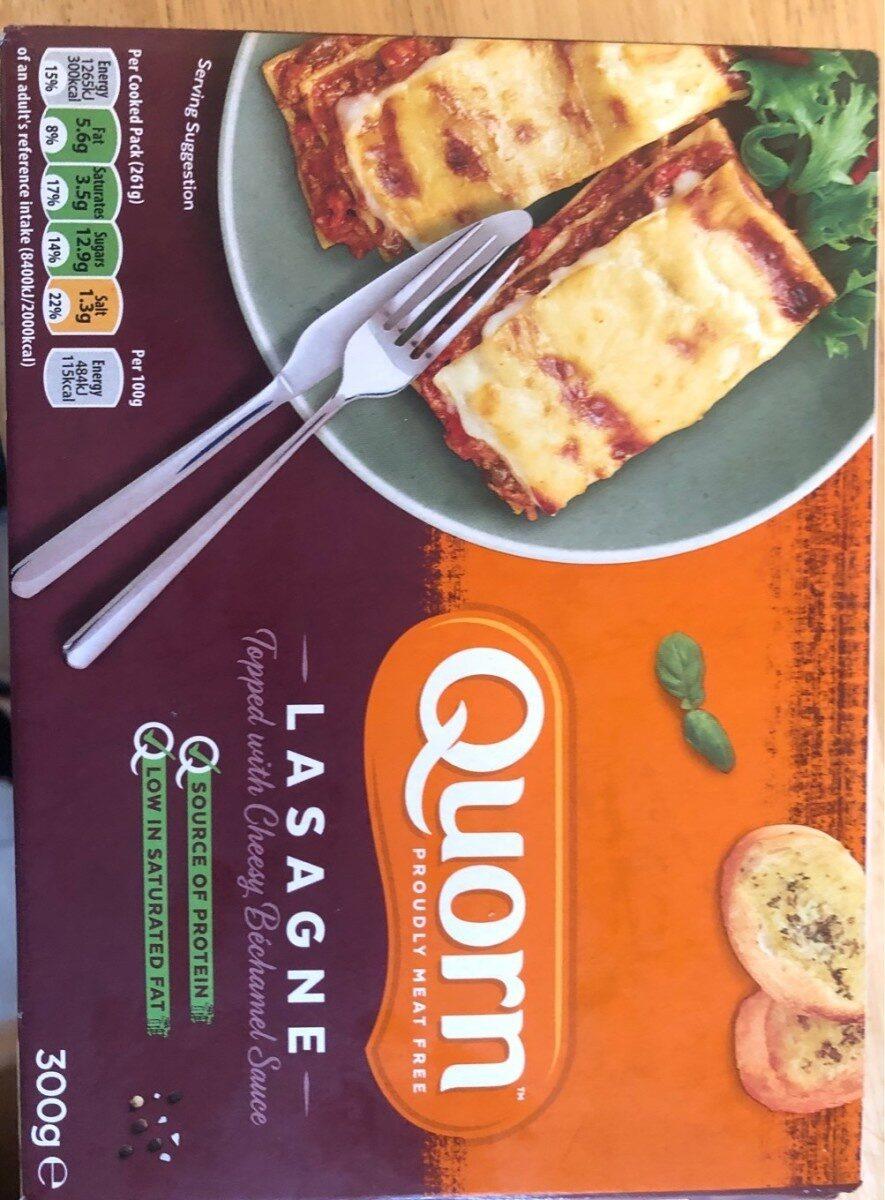 Quorn Lasagne - Produit - en