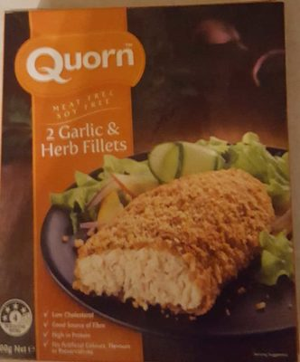 2 Herb and Garlic Fillets - Product - en