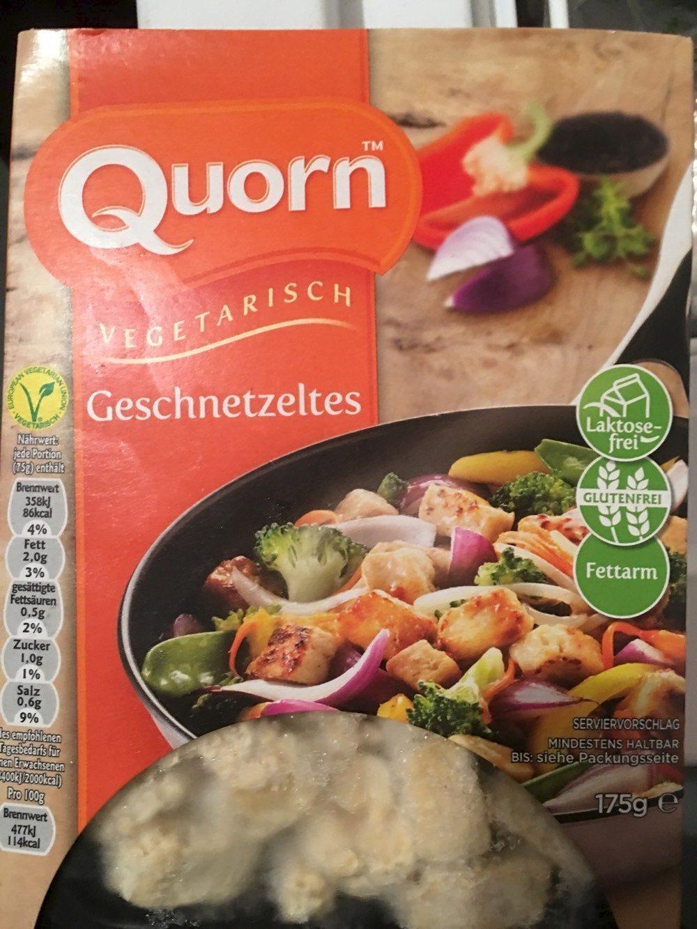 Vegetarisches Geschnetzeltes - Produkt