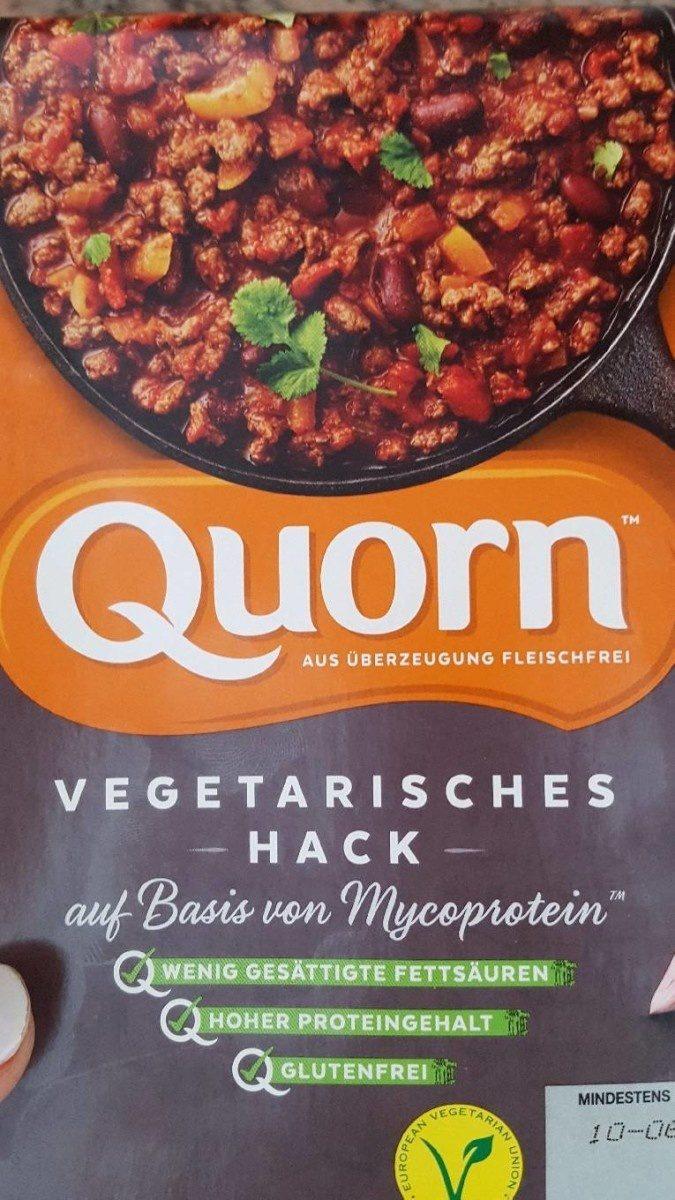 Vegetarisches Hack - Produkt - de