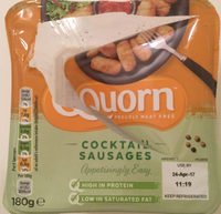 Cocktail sausages - Produit - en