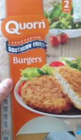Vegetarian Southern Fried Burger - Product - fr