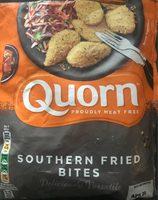 Quorn Southern fried bites - Produit - fr