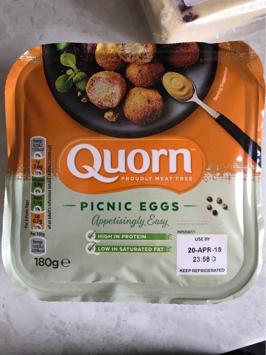 Picnic eggs - Produit - fr