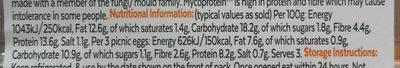 Picnic eggs - Informations nutritionnelles - fr