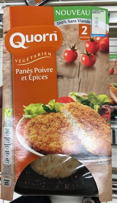 Panés Poivre et Épices - Produit - fr