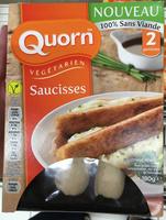 Saucisses - Produit
