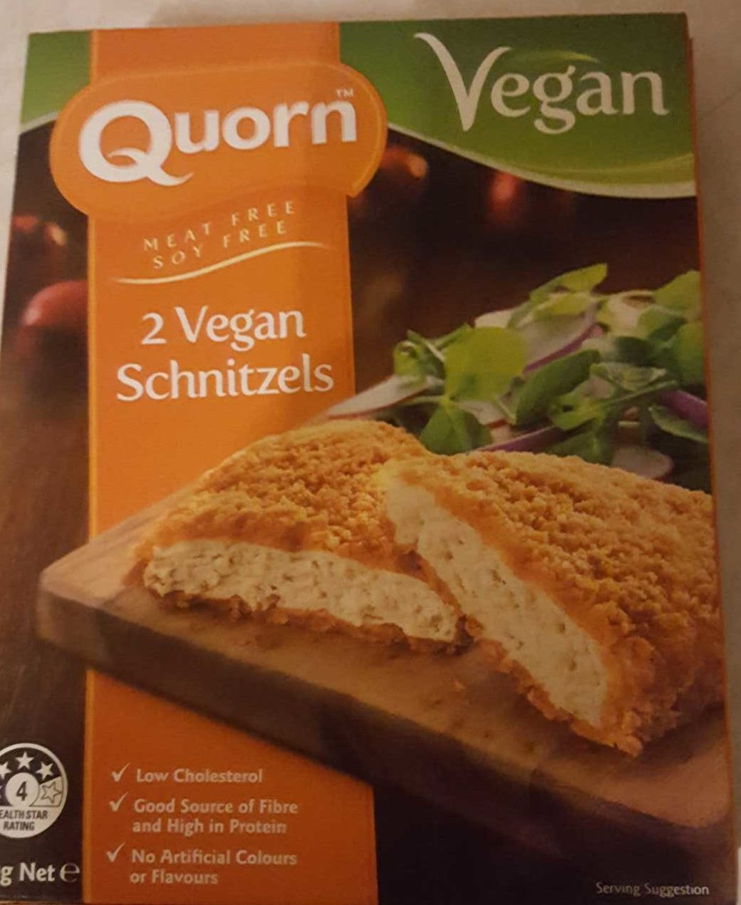 2 Vegan Schnitzels - Produit - en