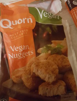 Quorn Vegan Nuggets - Product