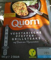 Vegetarisches Pfeffersteak - Produkt