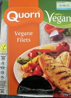 Vegane Filets - Produkt