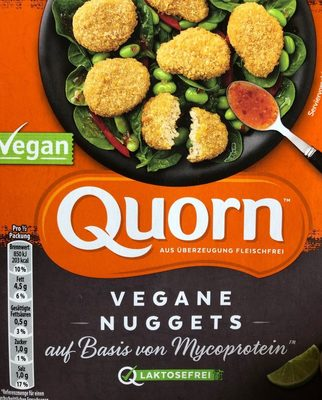 Vegane Nuggets - Produit - fr