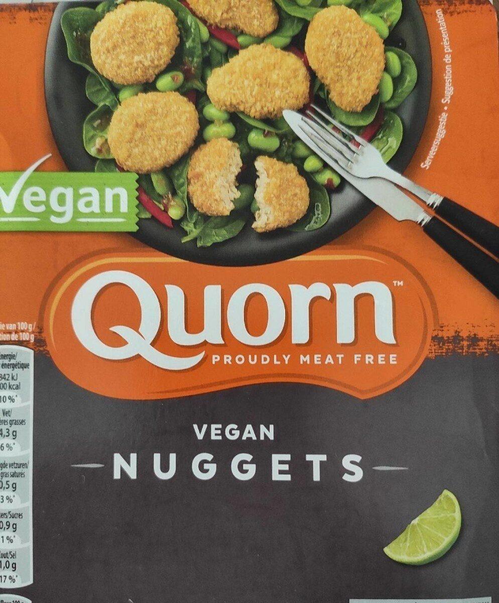 Quorn Vegan Nuggets - Produit - fr