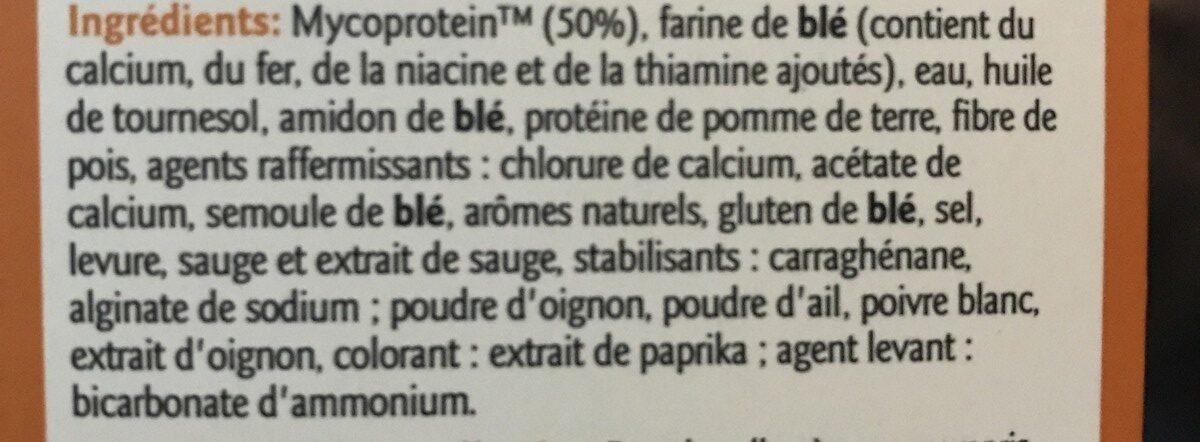 Quorn Vegan Nuggets - Ingrédients - fr