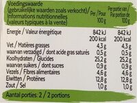 Quorn Vegan Nuggets - Informations nutritionnelles - fr