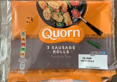 Sausage Rolls - Produit - en