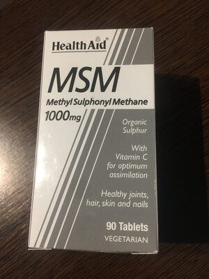 MSM - Product - en
