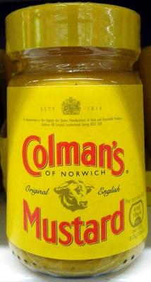 Original English Mustard - Product - en