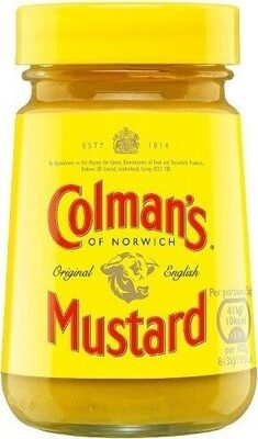 Original English Mustard - Produit - en
