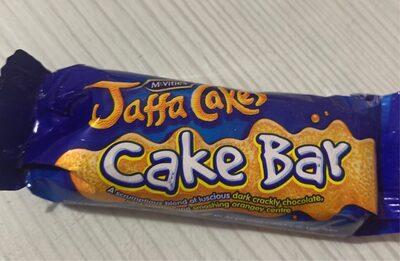 Mcvitie's Jaffa Cakes Cake Bar - Product - en