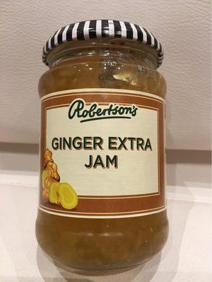 Ginger Extra Jam - Product - fr
