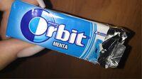 Chewing gum Orbit - Produit - fr