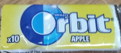 Apple chewing gum - Produkt - fr