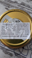 Fine cut marmelade lemon & lime - Ingredients - fr