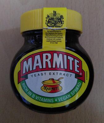 Marmite yeast extract - Produit