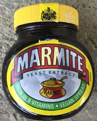 Marmite yeast extract - Product - en