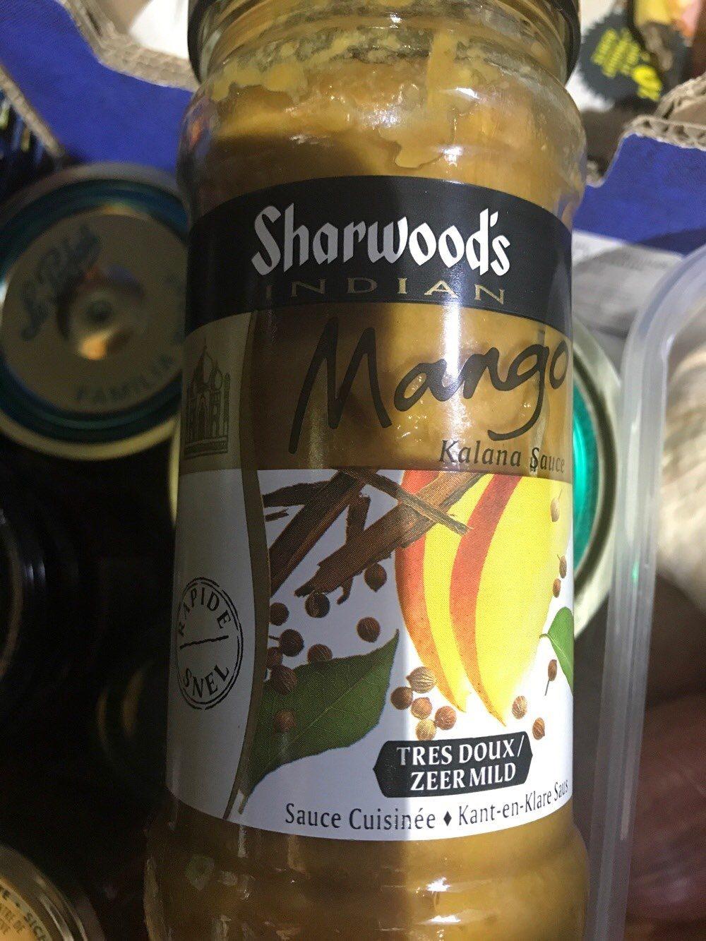 sauce Mango - Produit - fr
