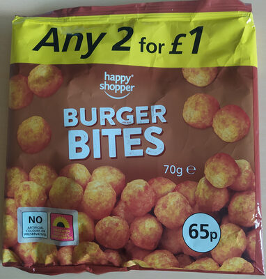 Burger Bites - Prodotto - en