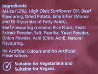 Burger Bites - Ingredienti - en