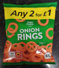 Onion Rings - Prodotto